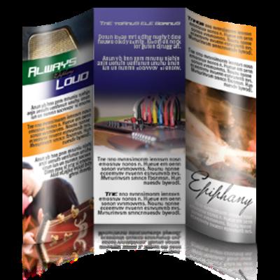 Brochures, Newsletters