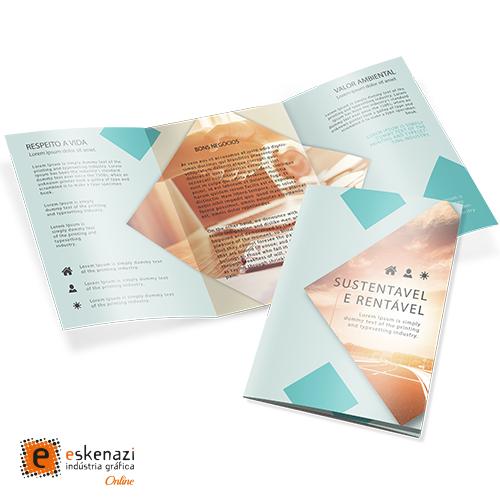 fb82b4bc5 Exemplos de impressão de Folheto Online